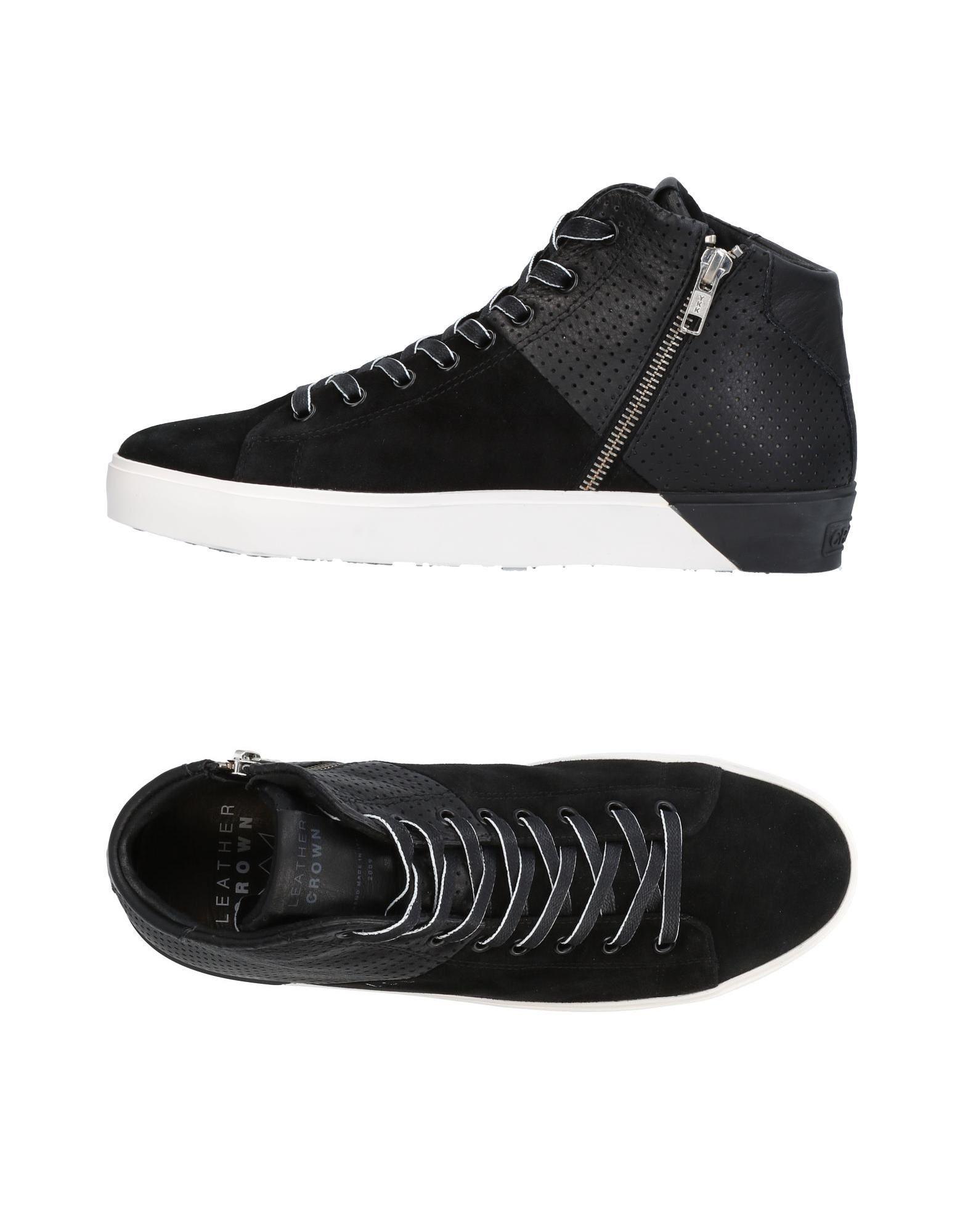 Gut um billige Schuhe zu tragenLeather Crown Sneakers Damen  11436533WW