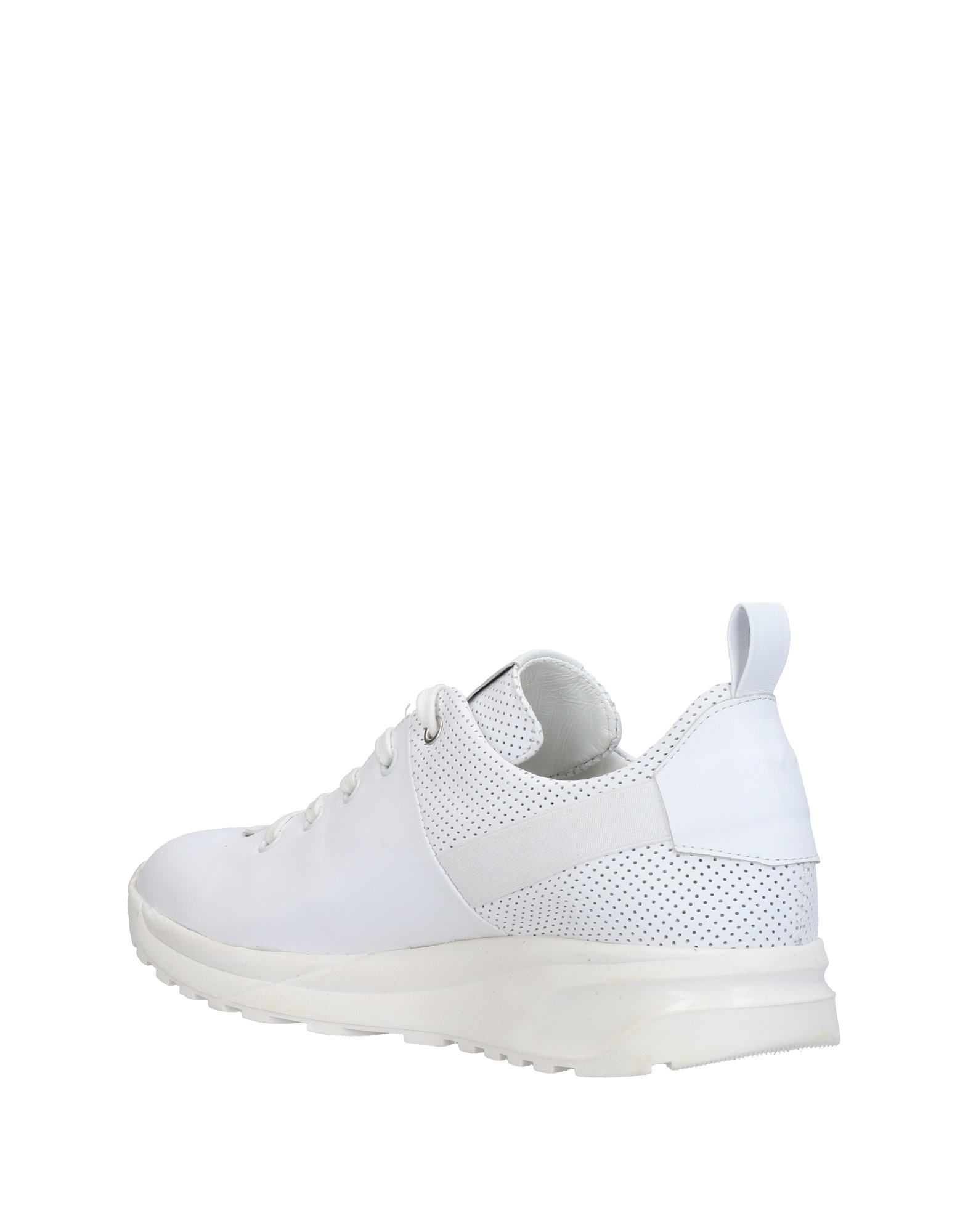 Sneakers Leather Crown Donna - 11436535ON