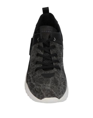 Rabatt Besuch LEATHER CROWN Sneakers Billig Verkauf Geschäft rLkR2U7VA
