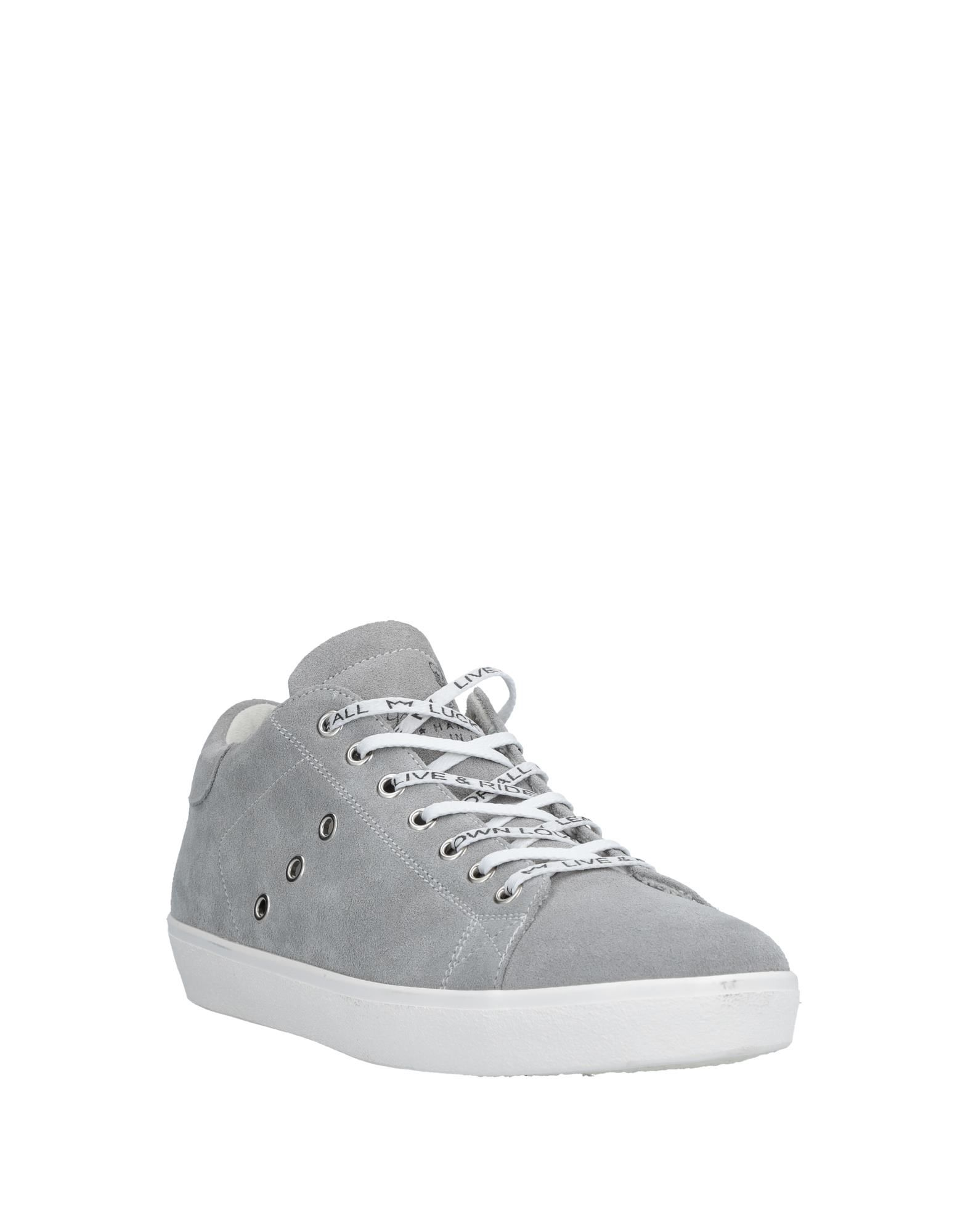 Leather Crown Crown Leather Sneakers Herren  11436581XG Neue Schuhe 52b482
