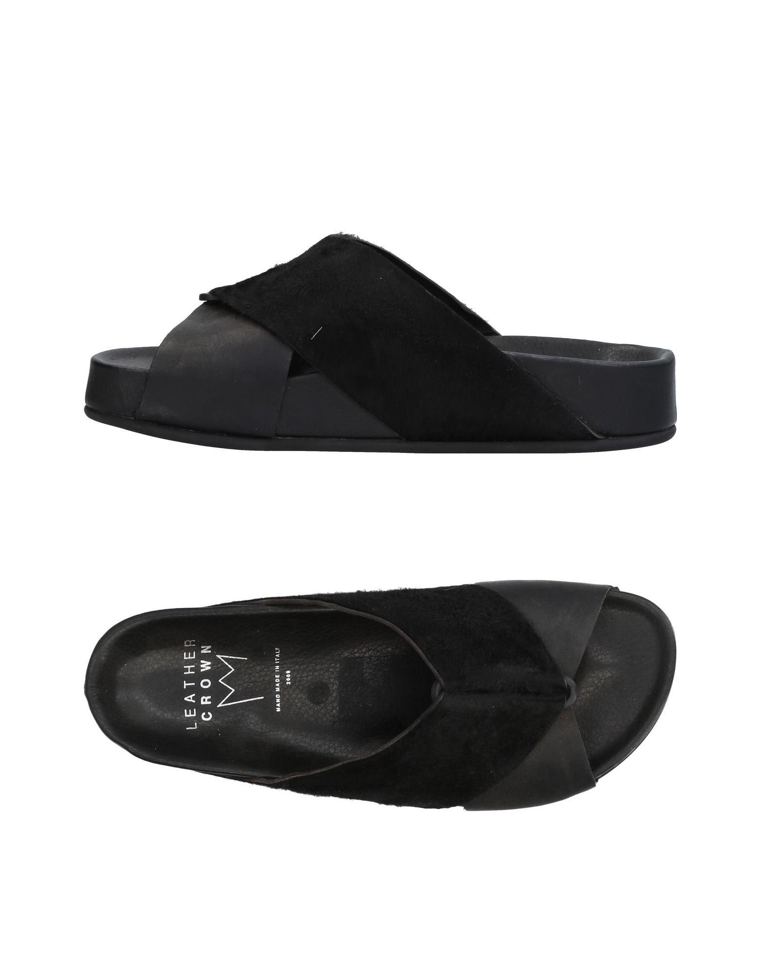 Leather Crown Sandalen Damen  11436636QV Gute Qualität beliebte Schuhe