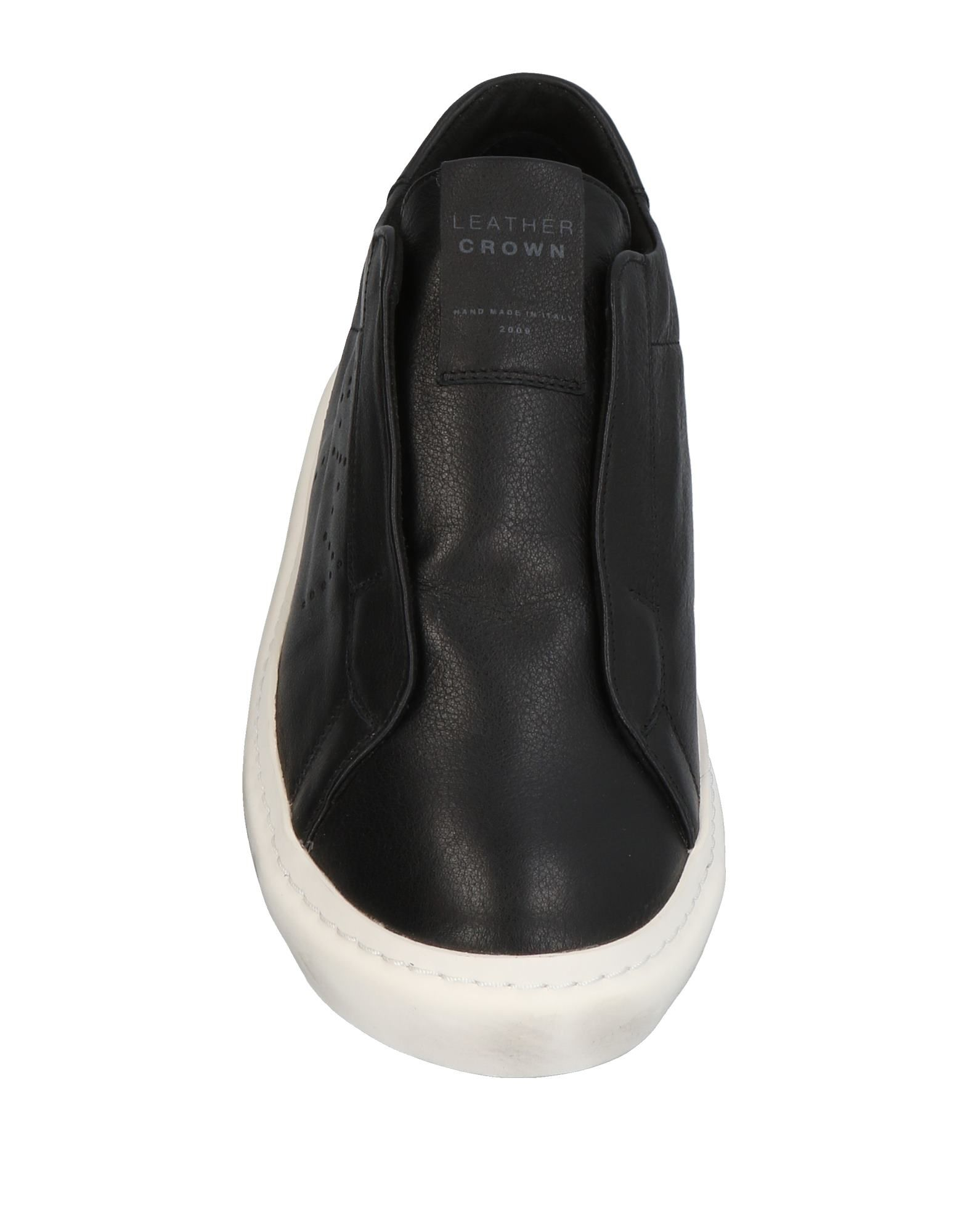 Leder Crown Sneakers Herren Gutes 10580 Preis-Leistungs-Verhältnis, es lohnt sich 10580 Gutes 0960f7
