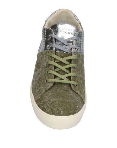 LEATHER CROWN Sneakers Rabatt-Angebote btDR6ry