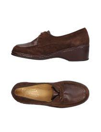 L'ARTIGIANA VIAREGGINA Laced shoes Black Men