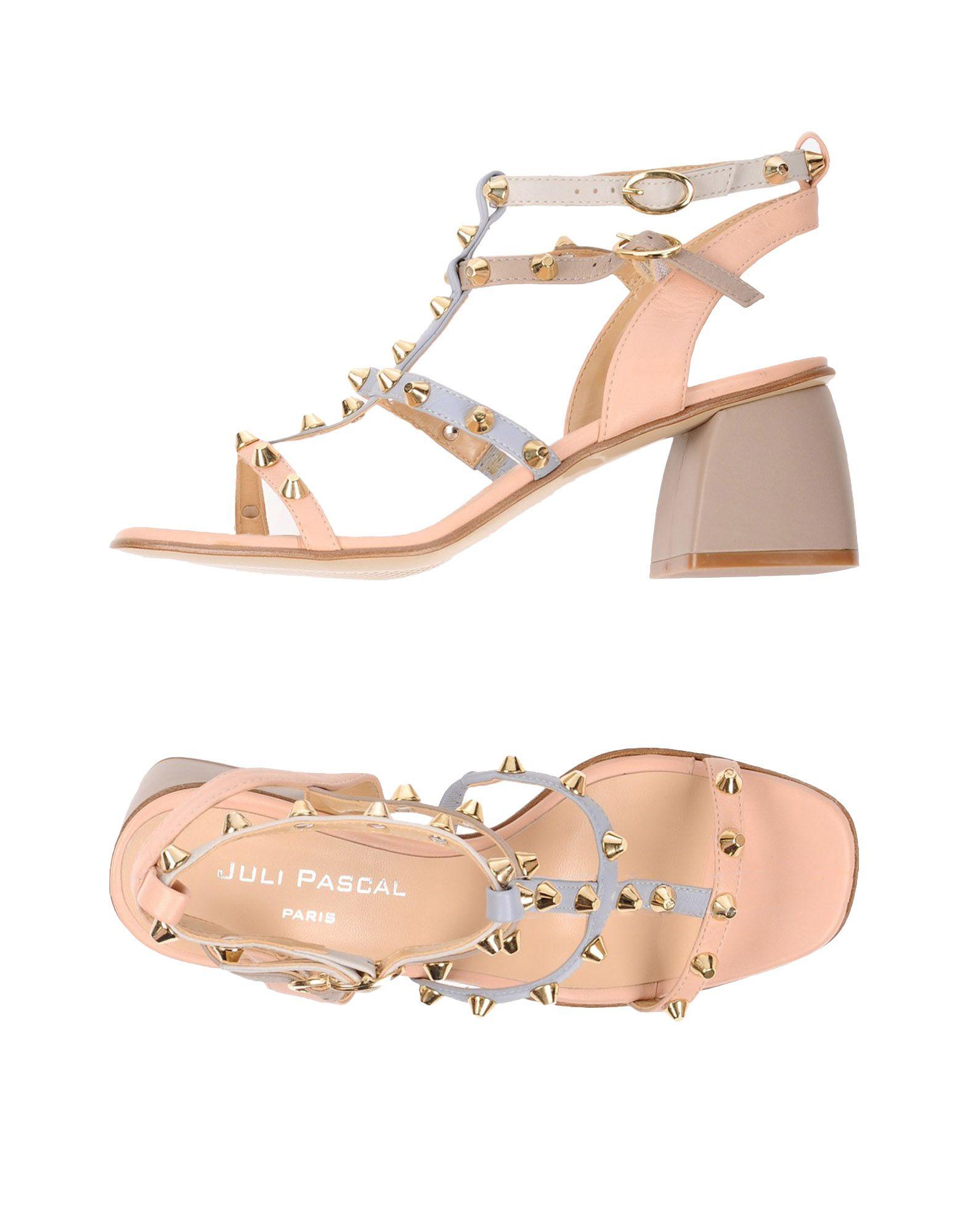 Juli Pascal Paris Sandalen Damen  11436939JU Gute Qualität beliebte Schuhe