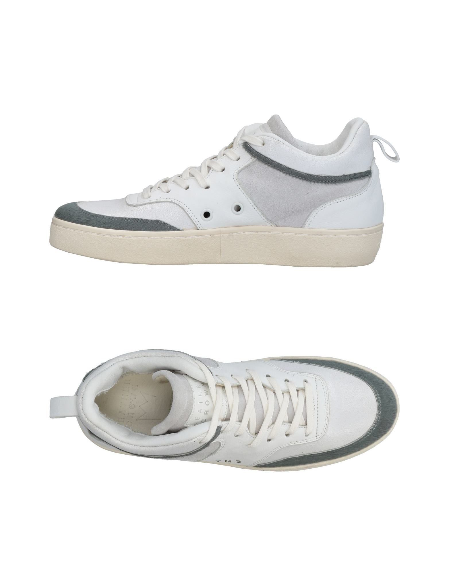 Sneakers Leather Crown Crown Leather Donna - 11436943NG ce4911
