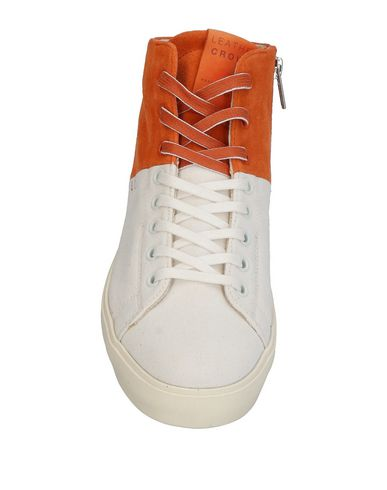LEATHER CROWN CROWN Sneakers Sneakers LEATHER LEATHER 8wva4q