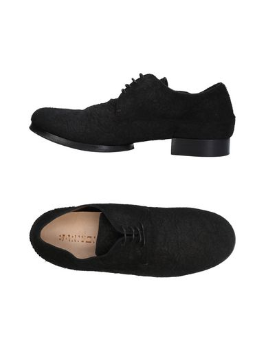 BARNY NAKHLE Laced Shoes in Black