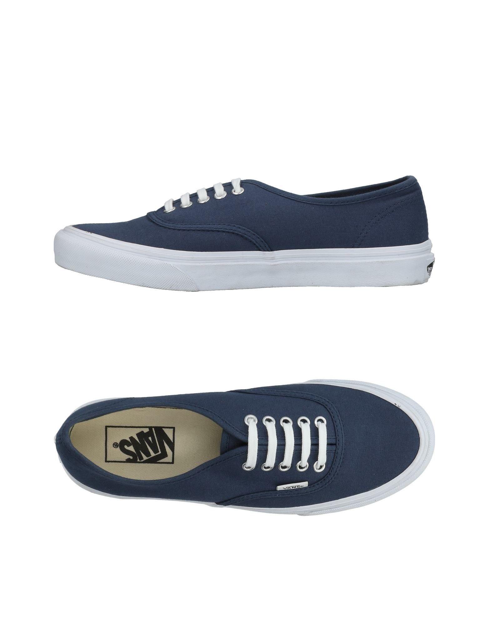 Haltbare Mode billige Schuhe Vans Sneakers Damen  11437015PE Heiße Schuhe