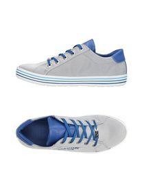 Paul Shark Women S Fashion Sandals Blue