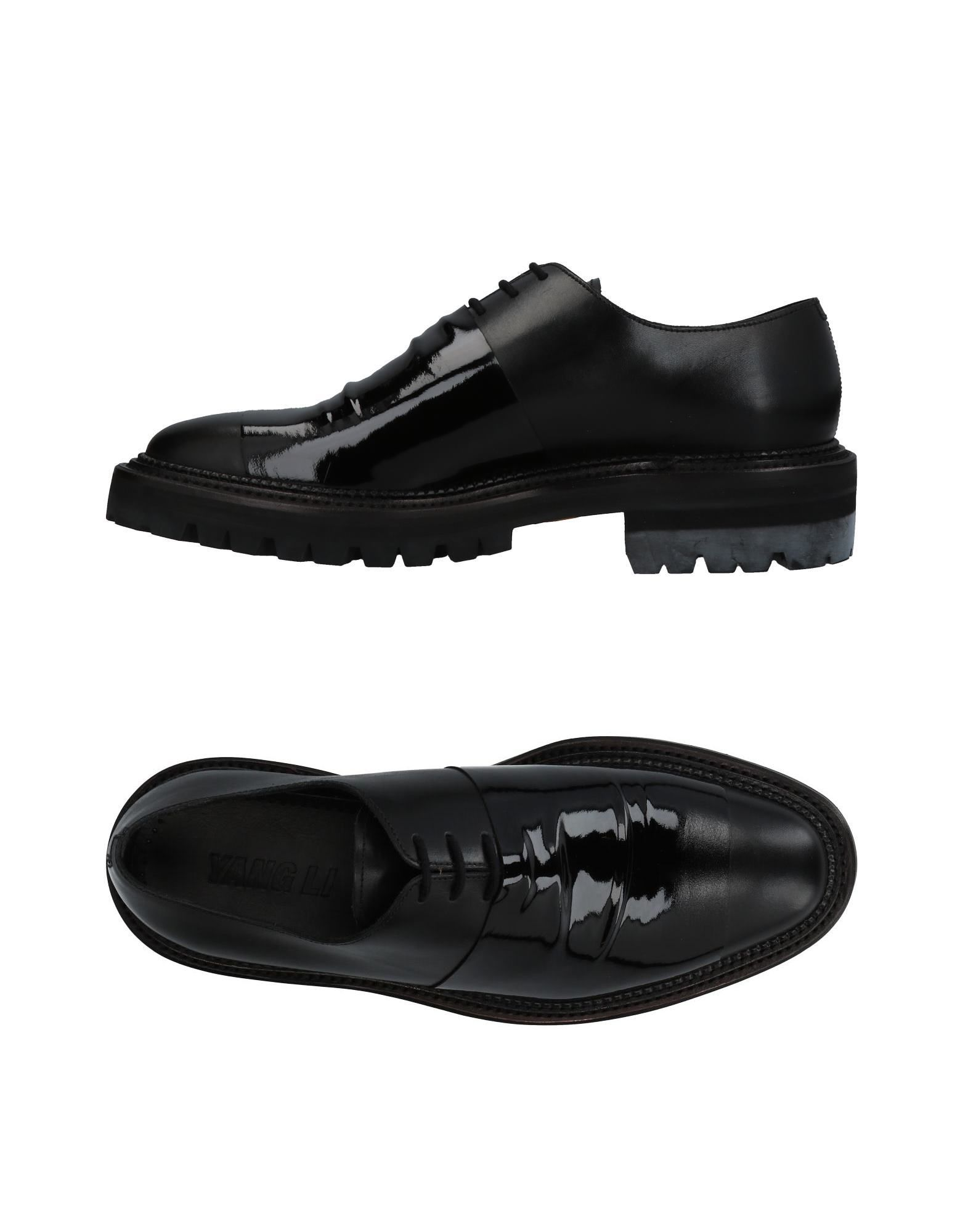 Yang Li Schnürschuhe Herren  11437135JA Gute Qualität beliebte Schuhe