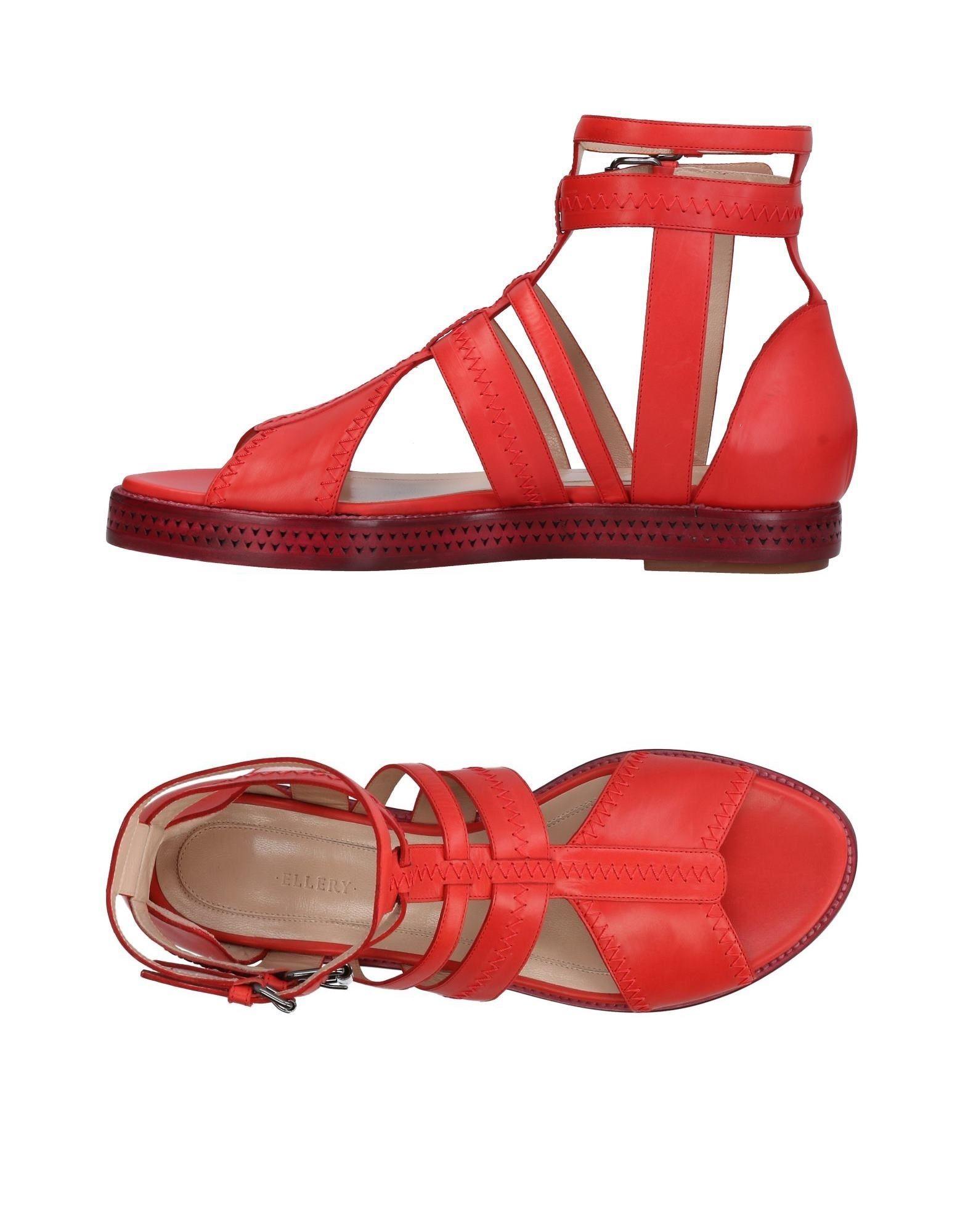 Rabatt Schuhe Ellery Sandalen Damen  11437158DF