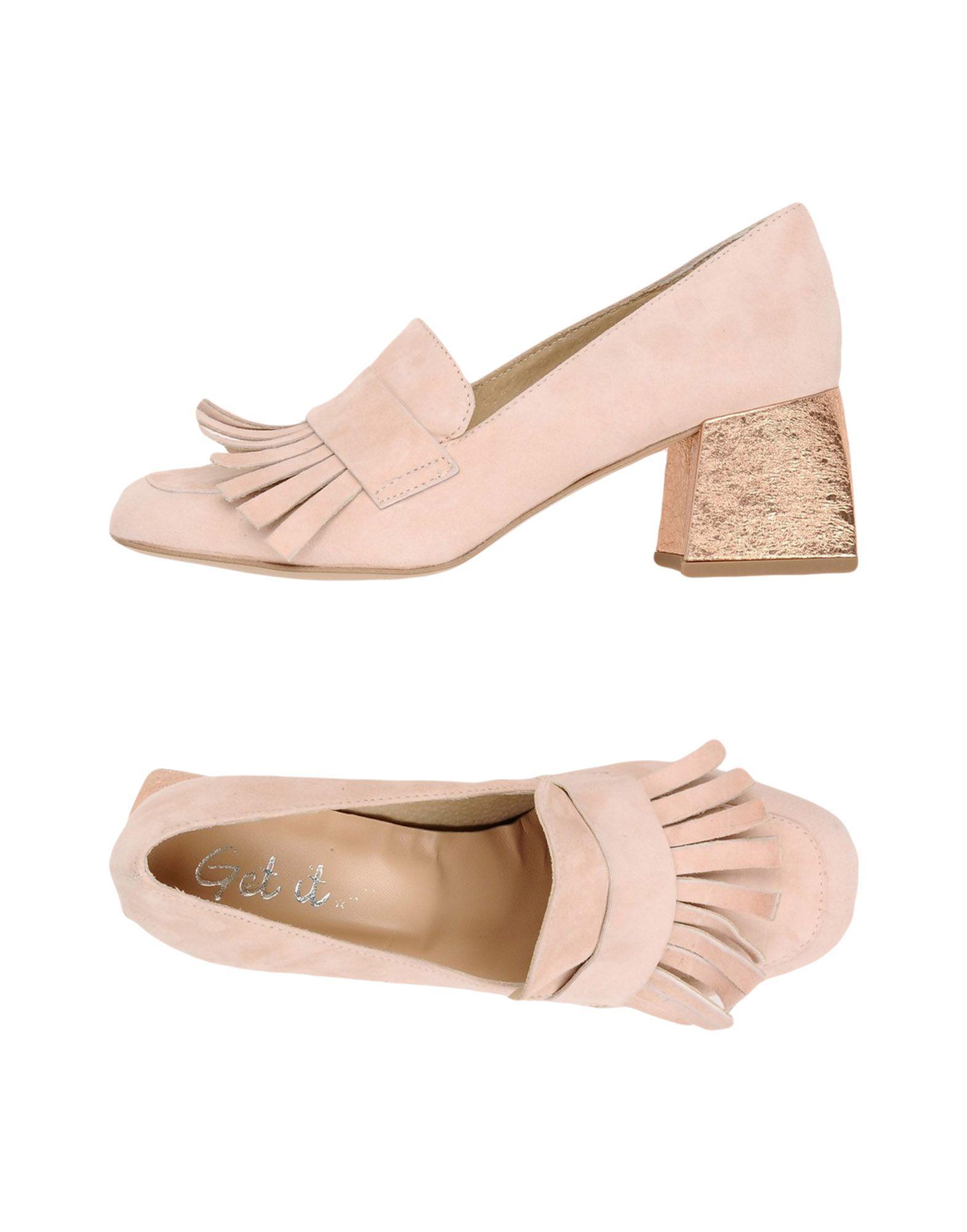 Get It Mokassins Damen  11437203WN Gute Qualität beliebte Schuhe