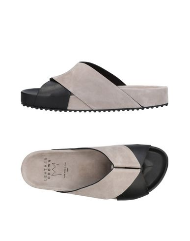 CHAUSSURES - SandalesLeather Crown QQkTQYUf
