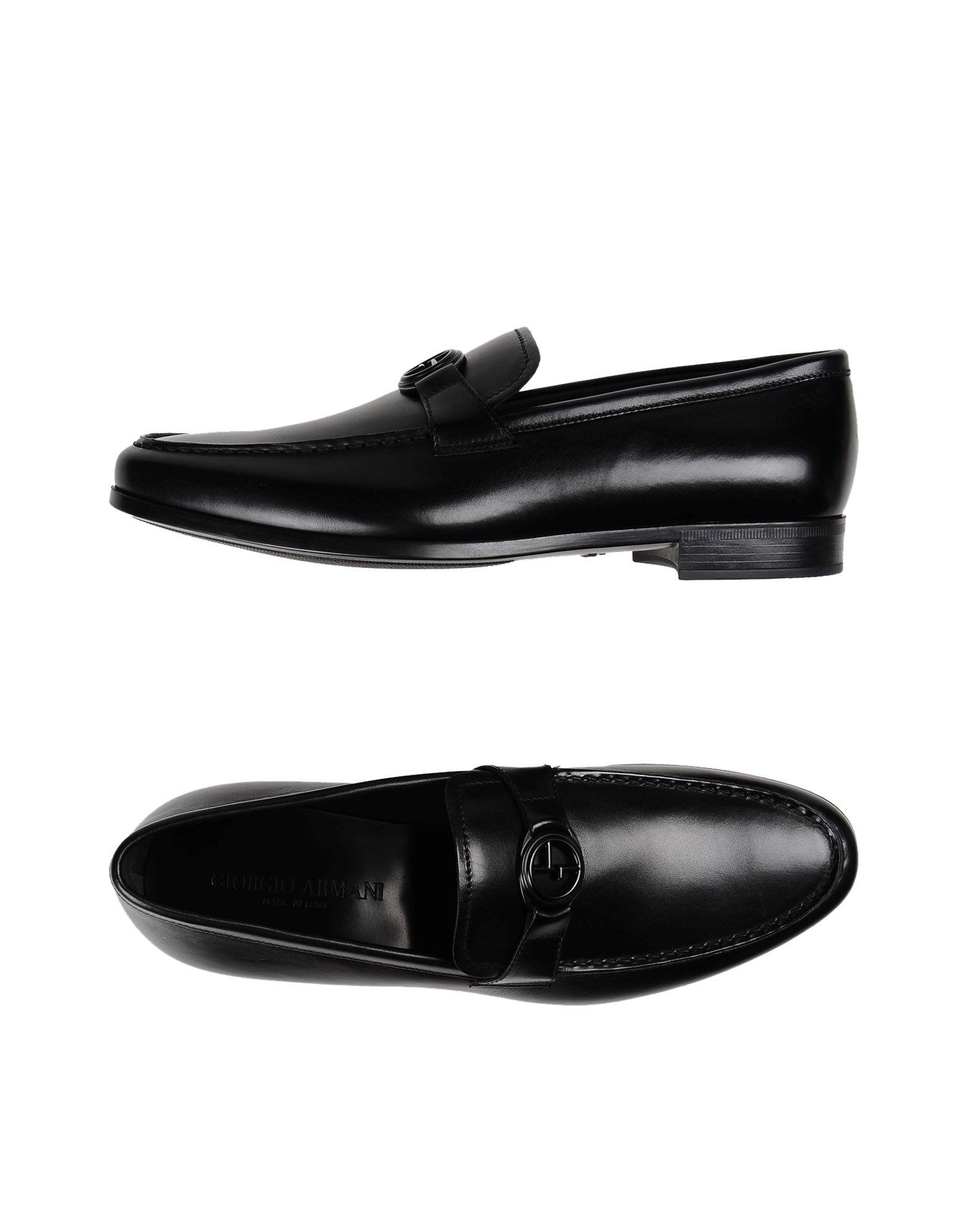 Giorgio Armani Mokassins Herren  Schuhe 11437301RA Gute Qualität beliebte Schuhe  2a351c