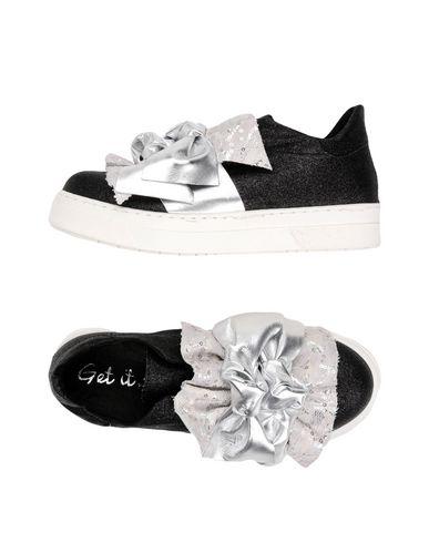 Zapatos de hombres y mujeres de moda casual Get Zapatillas Get casual It Mujer - Zapatillas Get It - 11437406PW Negro 7f3de3