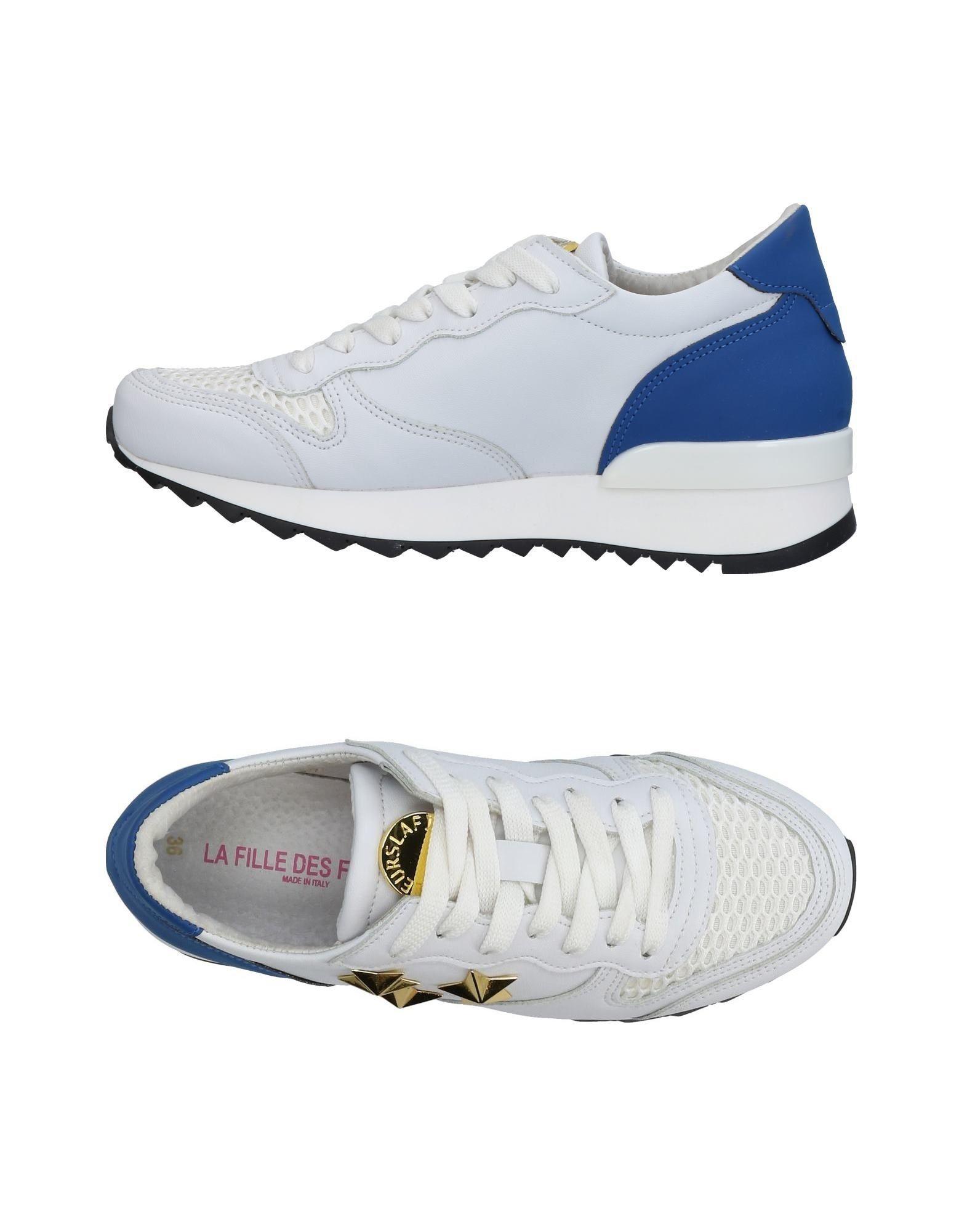 Sneakers La Fille Des Fleurs Femme - Sneakers La Fille Des Fleurs sur
