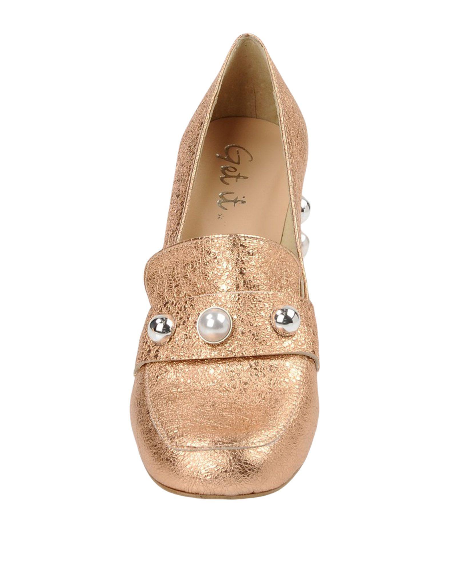 Get It Gute Mokassins Damen  11437484CJ Gute It Qualität beliebte Schuhe c9145e