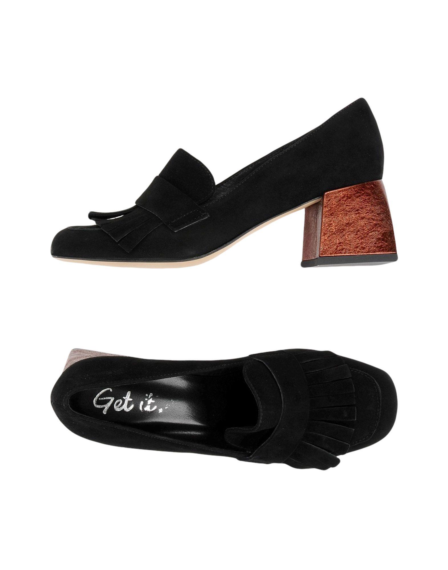 Get It Mokassins Damen  11437490SB Gute Qualität beliebte Schuhe