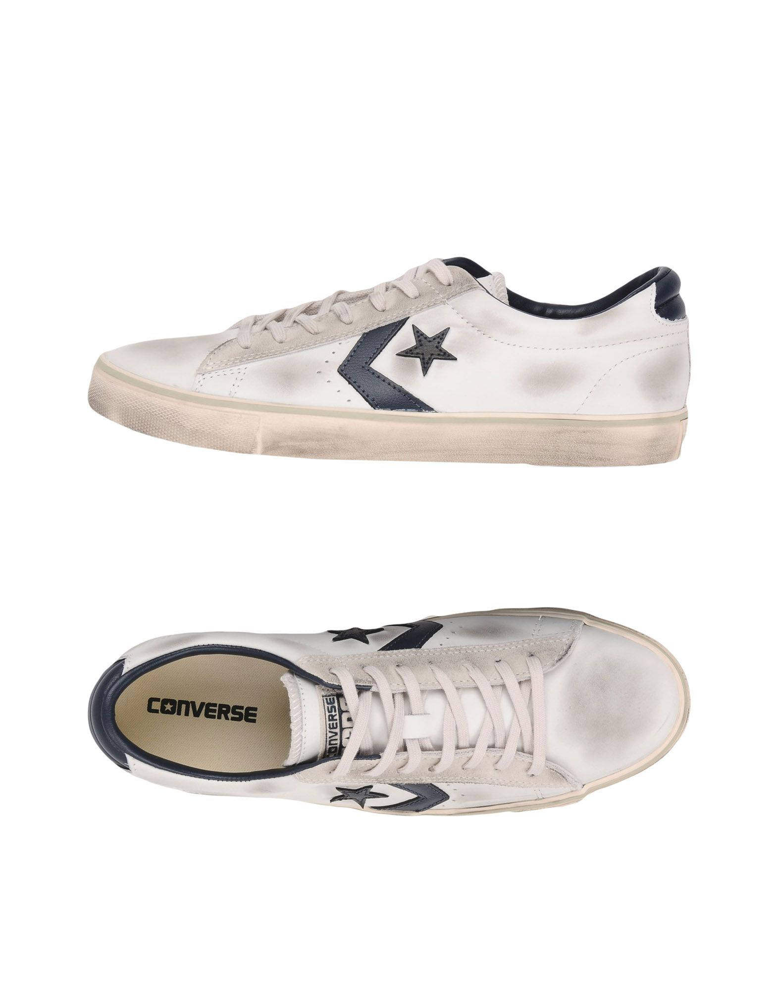 Converse Cons Pro Leather Vulc  Ox Leather Distressed  Vulc 11437504NV Heiße Schuhe c673c2