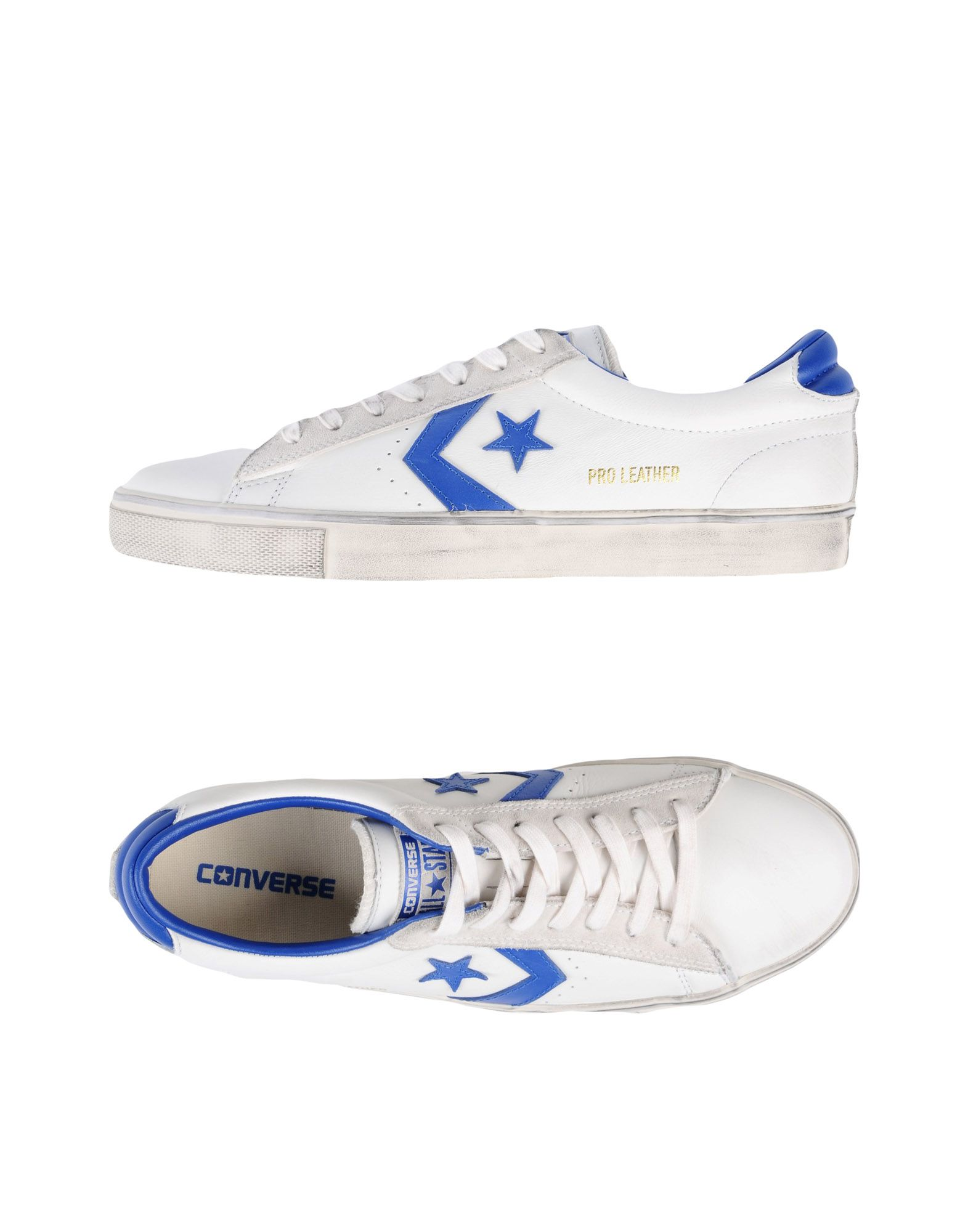 Sneakers Converse All Star Pro Leather Vulc Ox Leather - Homme - Sneakers Converse All Star sur