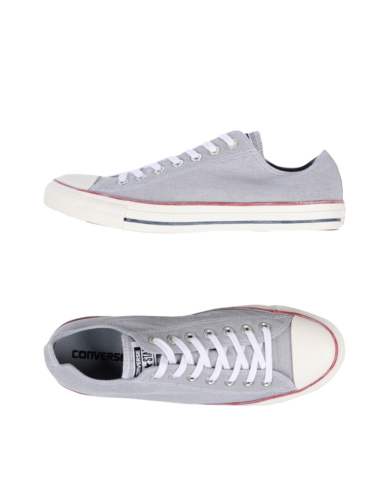 Sneakers Converse All Star Ctas Ox Stone Wash - Uomo - 11437529ME