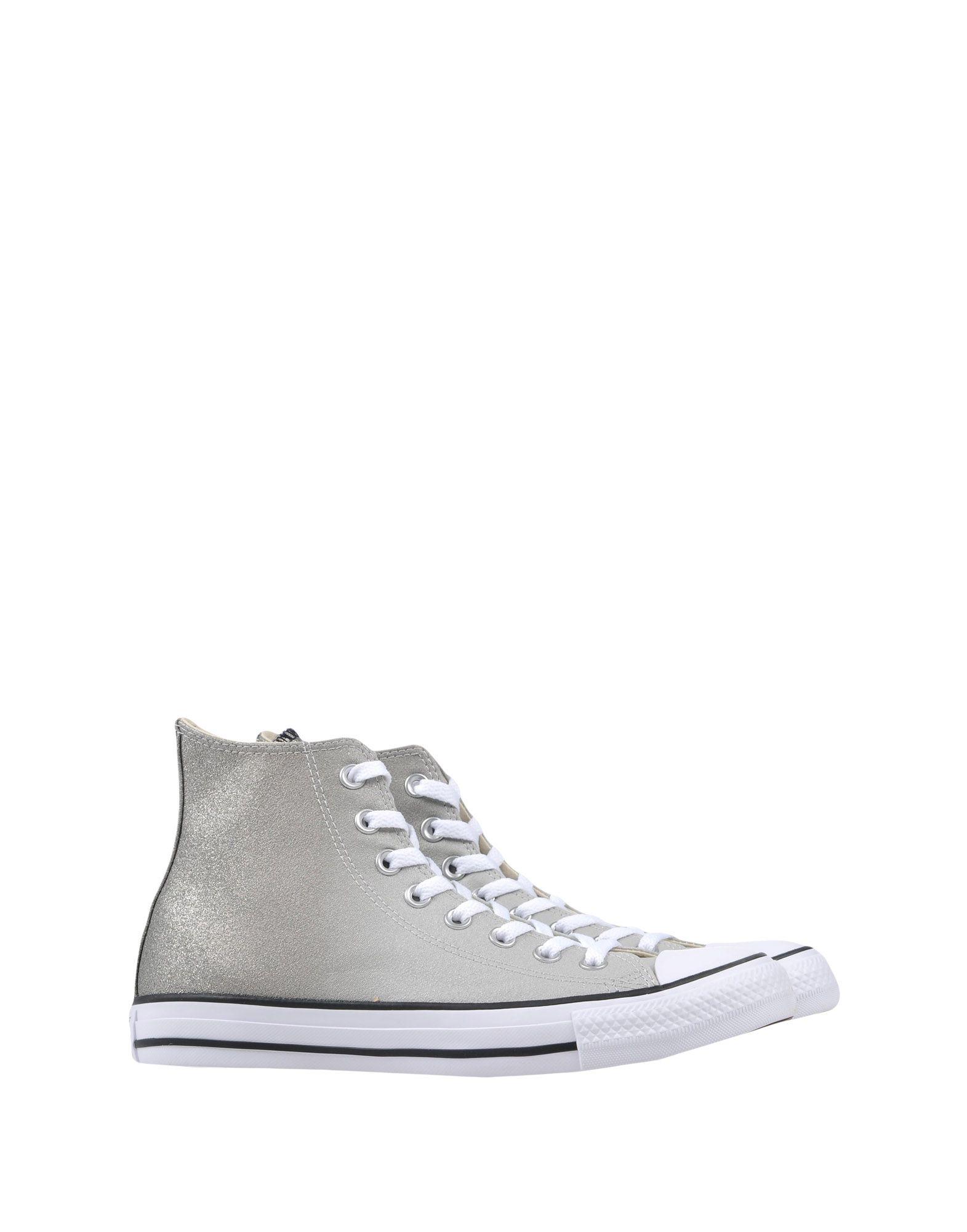 Sneakers Converse All Star Ctas Hi Ombre Metallic - Femme - Sneakers Converse All Star sur