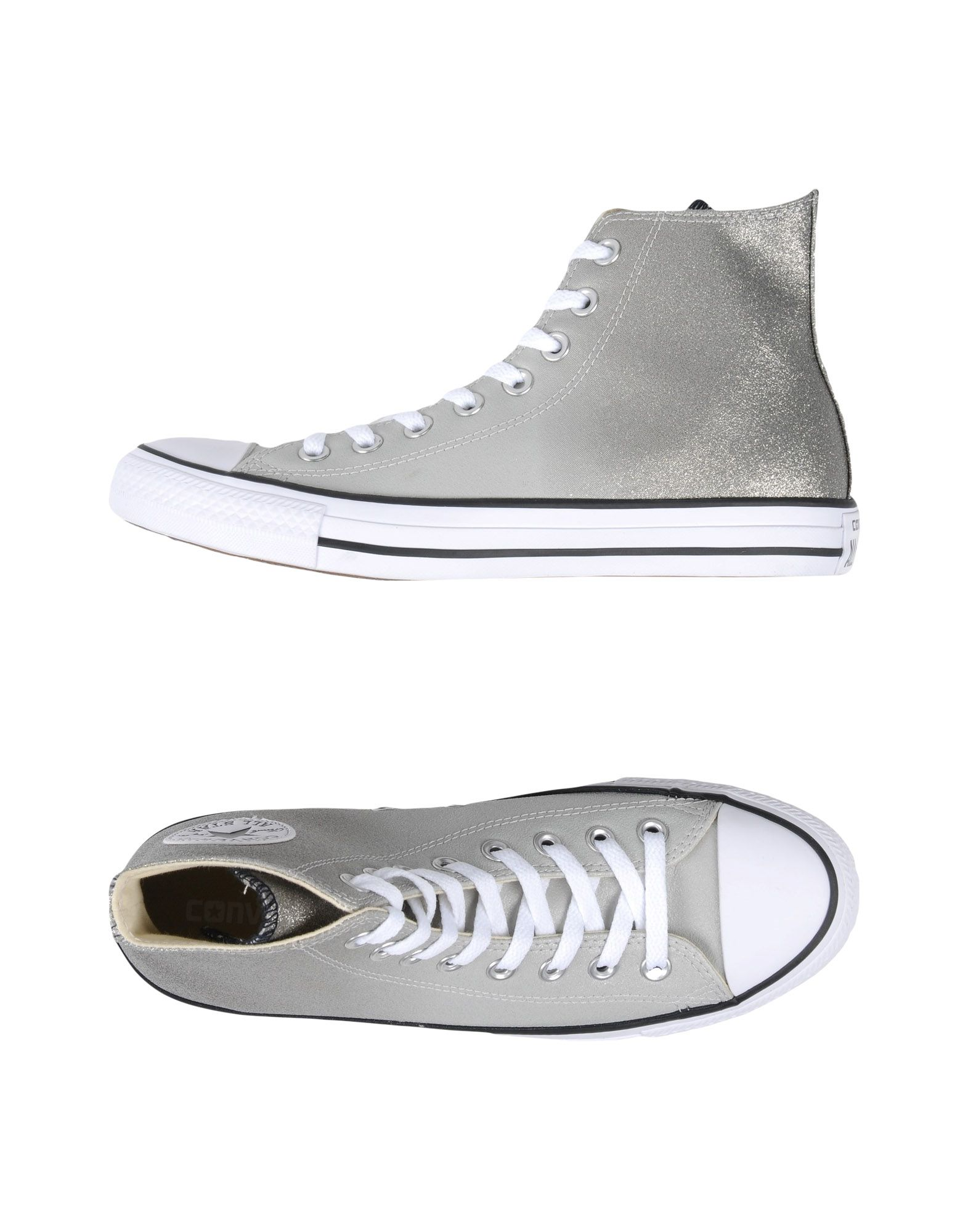 Sneakers Converse All Star Ctas Hi Ombre Metallic - Donna - 11437544WU