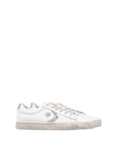 CONVERSE ALL STAR PRO LEATHER VULC GLITTER Sneakers