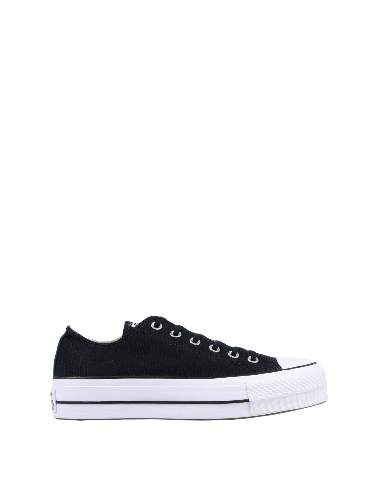 Sneakers Converse All Star Ctas Ox Lift Clean Core Canvas - Femme - Sneakers Converse All Star sur