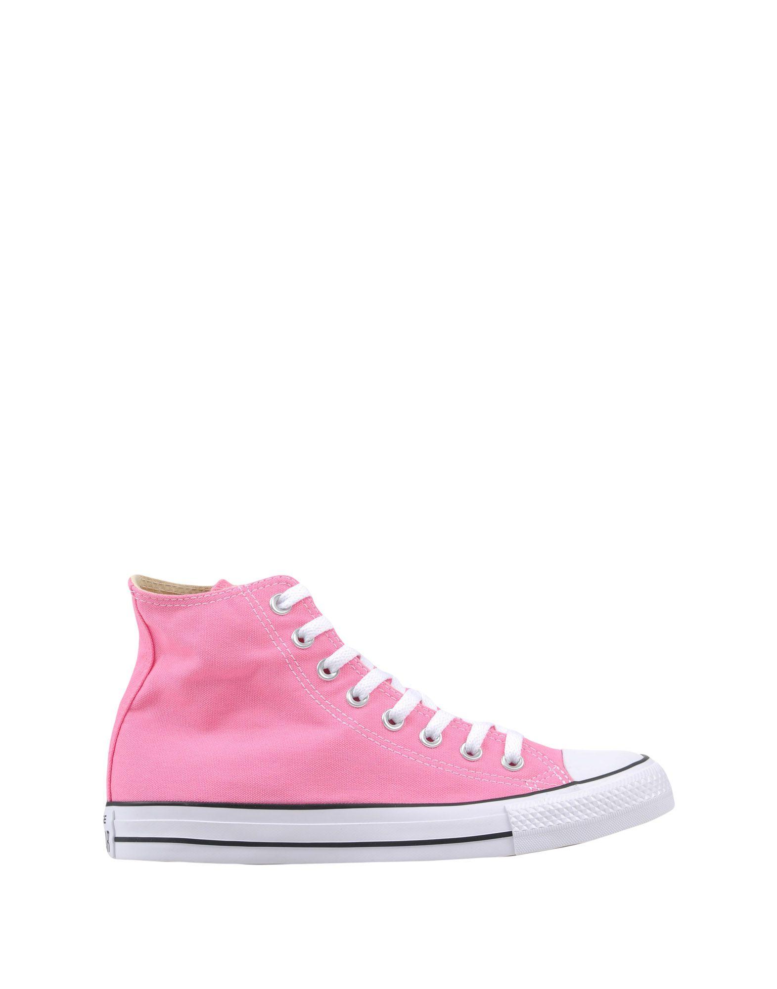 Sneakers Converse All Star Ctas Hi Canvas Core - Femme - Sneakers Converse All Star sur