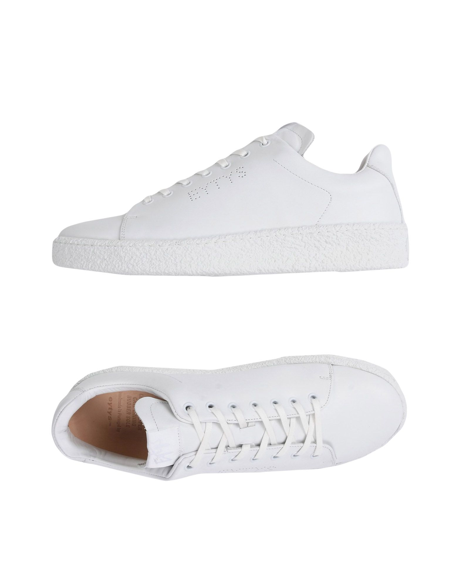 Sneakers Eytys Homme - Sneakers Eytys  Blanc Chaussures casual sauvages