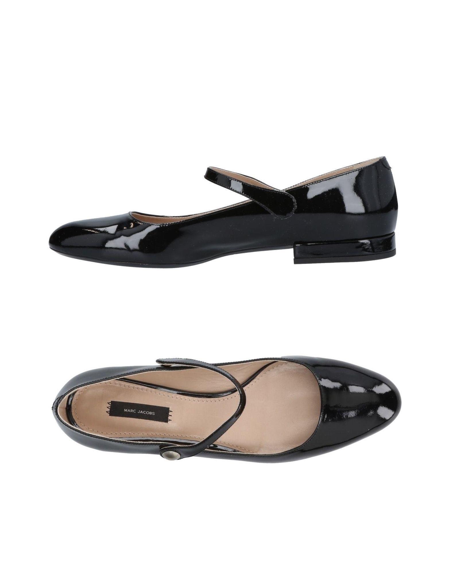 Rabatt Schuhe Marc Jacobs Ballerinas Damen  11437623VA