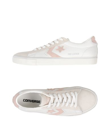 089309a2c73b Converse All Star Pro Leather Vulc Ox Leather Suede - Sneakers ...