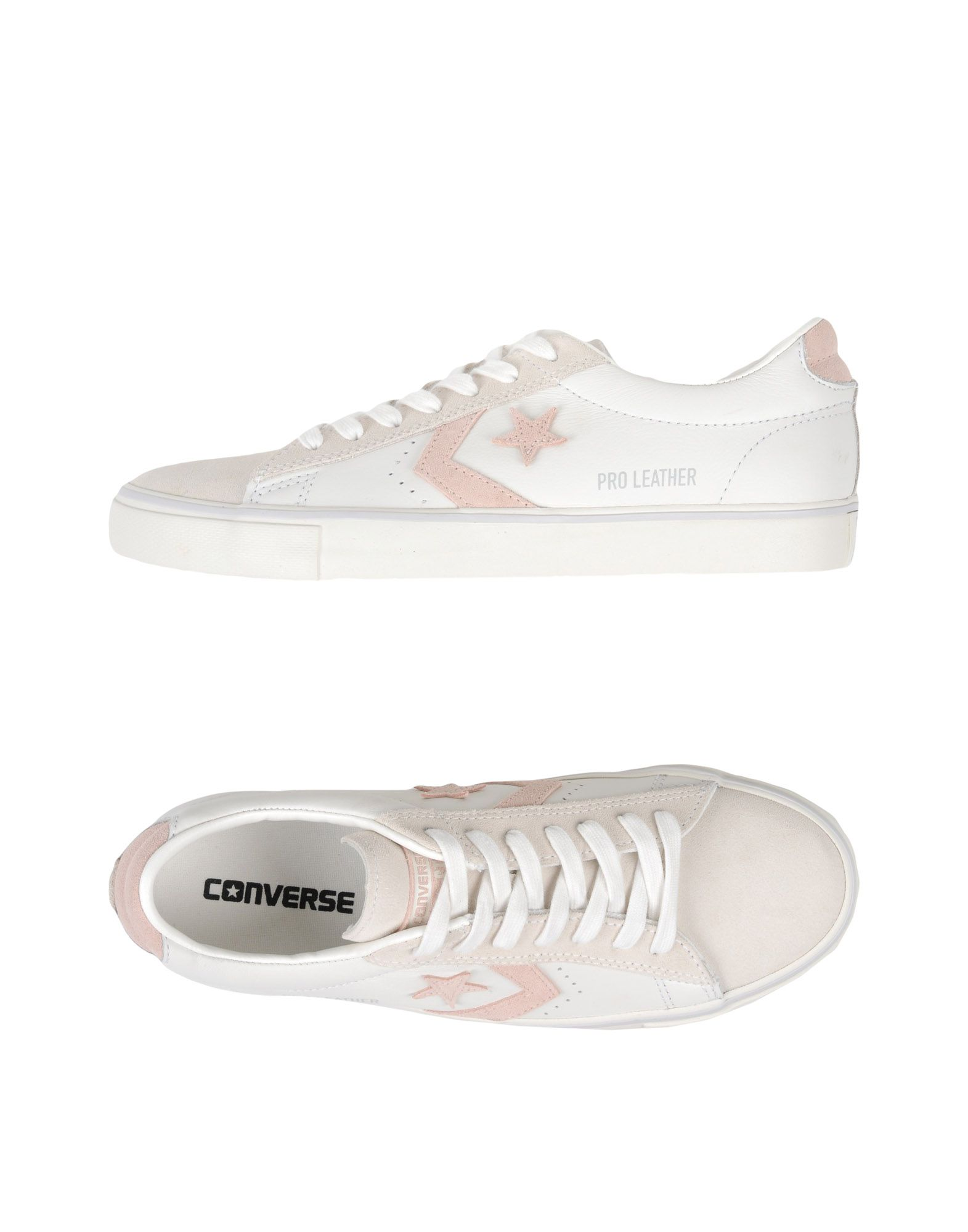 Sneakers Converse All Star Pro Leather Vulc Ox Leather/Suede - Donna - Acquista online su