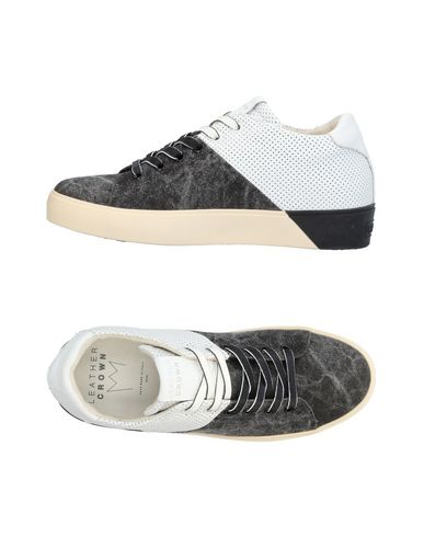 b0aa641e5fce Sneakers Leather Crown Femme - Sneakers Leather Crown sur YOOX ...