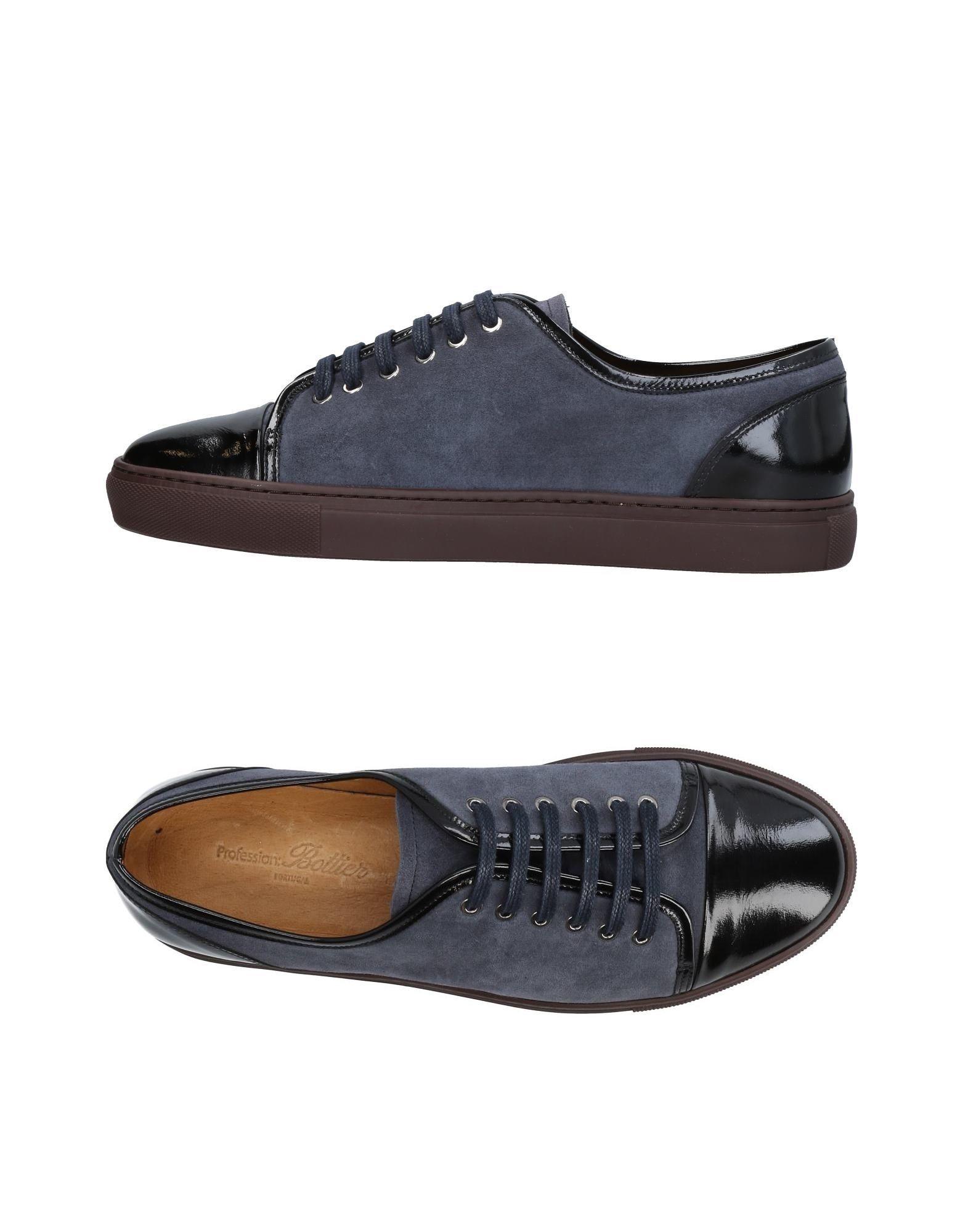 Sneakers Profession: Bottier Homme - Sneakers Profession: Bottier  Bleu pétrole Réduction de prix saisonnier, remise