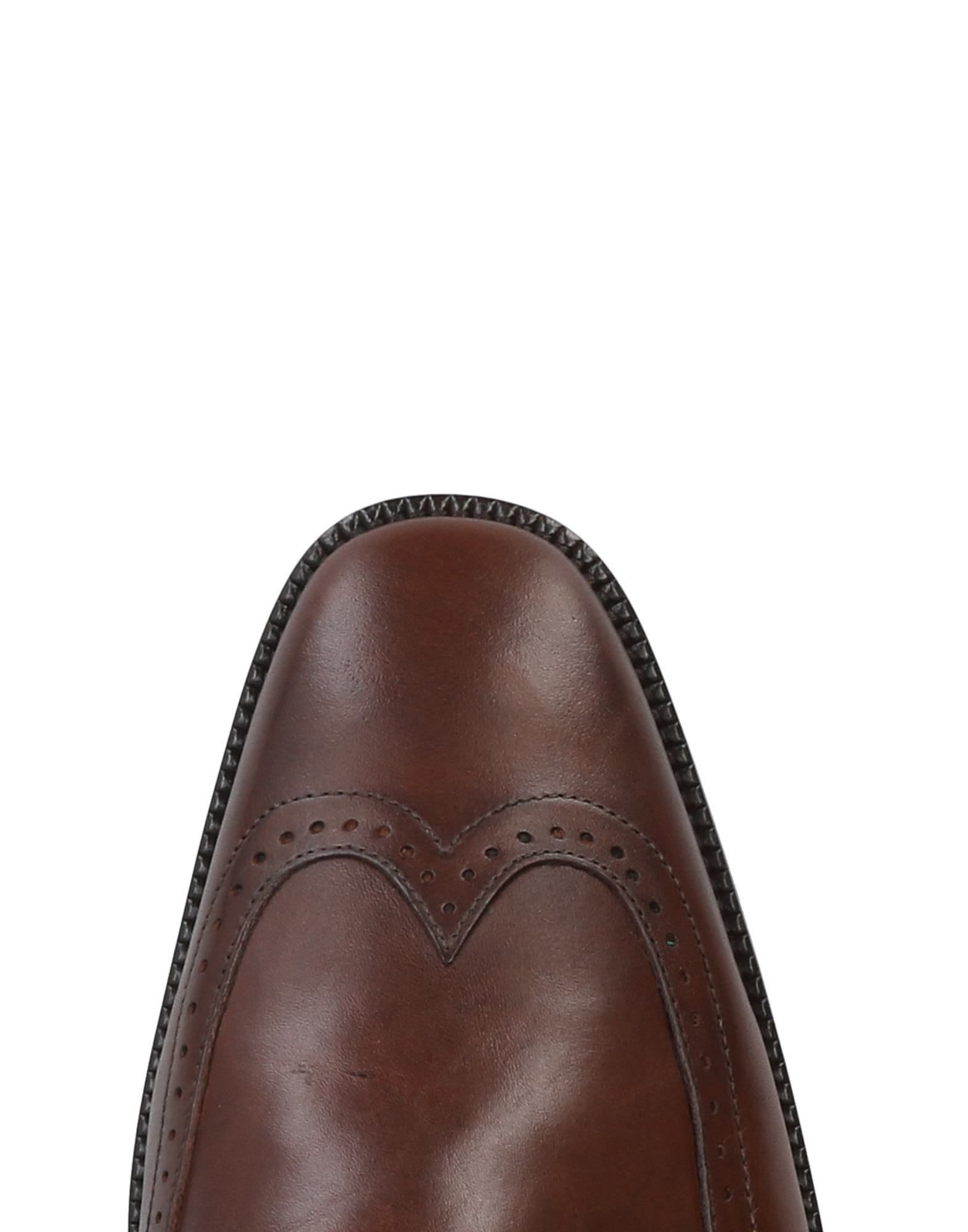 Rabatt echte Schuhe Saks Fifth Avenue Schnürschuhe Herren  11438084VR