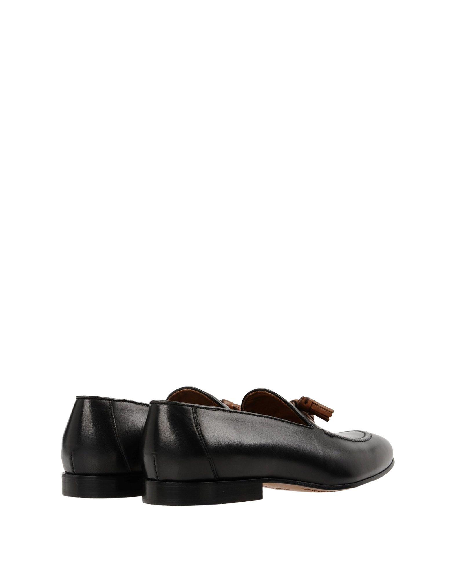Rabatt echte Schuhe Leonardo Principi Mokassins Herren  11438141JU