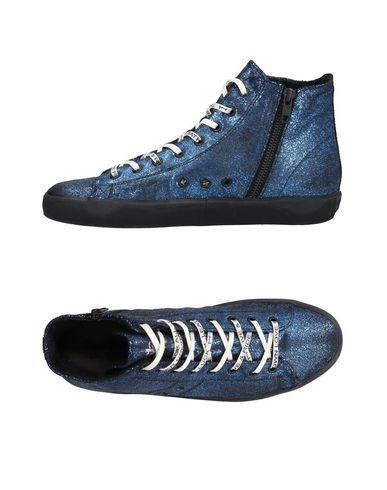 Outlet-Store Online Ausgang Wählen Eine Beste LEATHER CROWN Sneakers Billigpreisnachlass Authentisch q17Cl