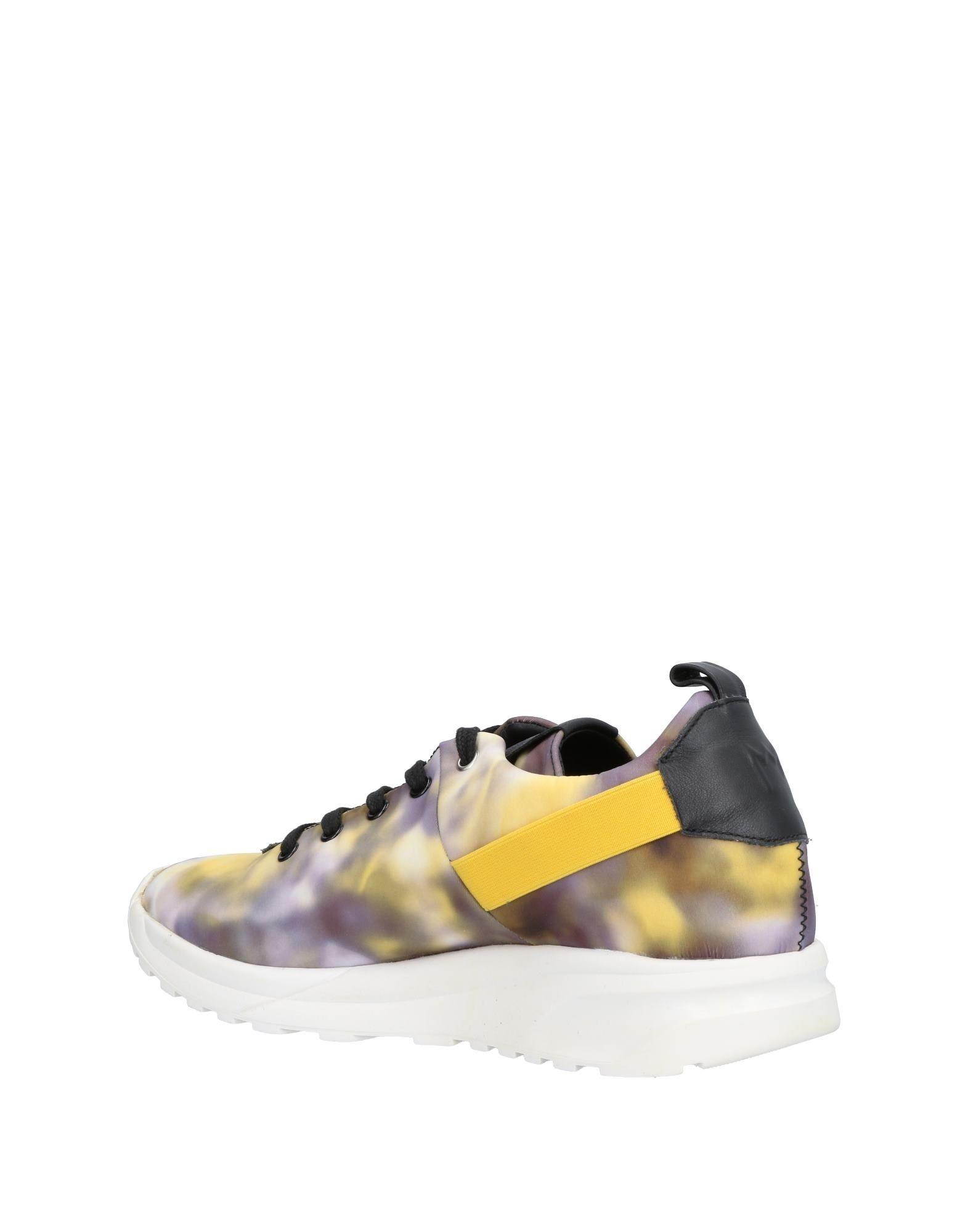Sneakers Leather Leather Sneakers Crown Uomo - 11438200OE 6bea6b