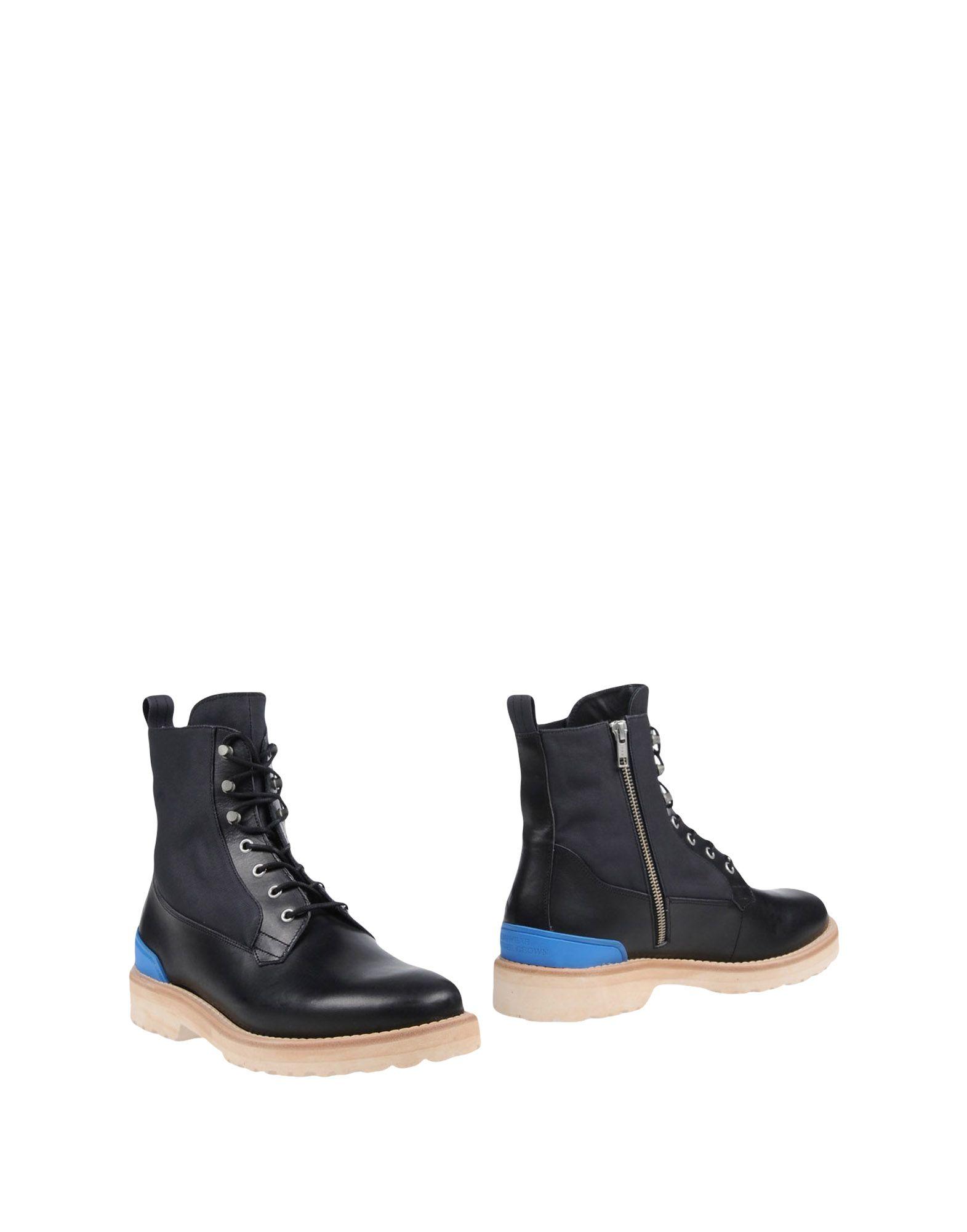 Stivaletti Leather Crown Uomo - Acquista online su