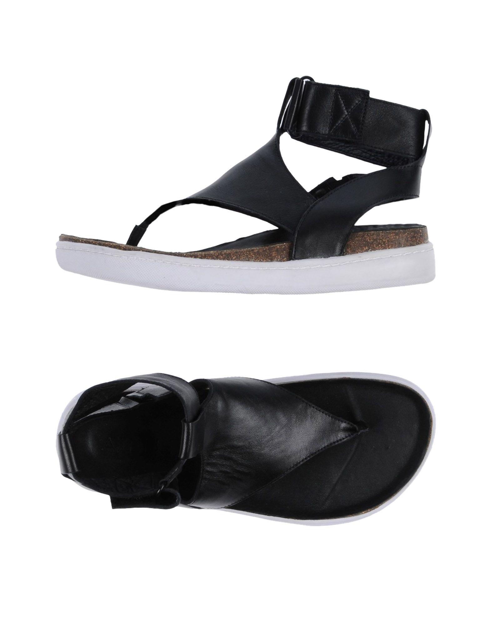Stilvolle billige Schuhe Ateljé 71 Dianetten Damen  11438293KB