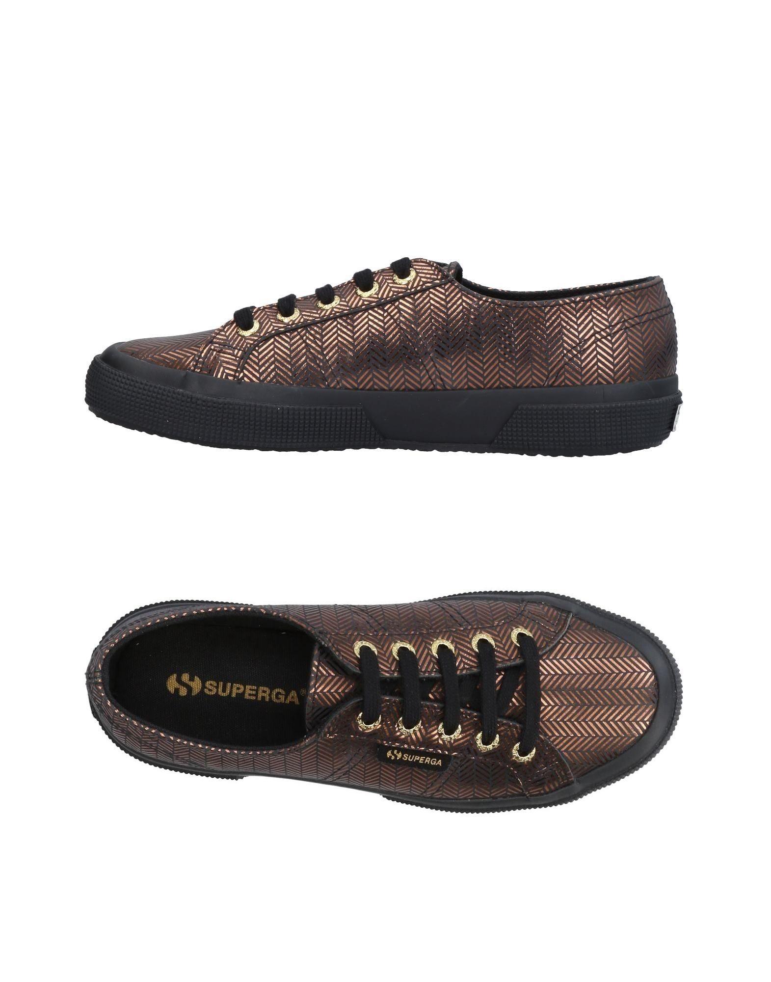 Zapatillas - Superga® Mujer - Zapatillas Zapatillas Superga®  Café cdfbc8