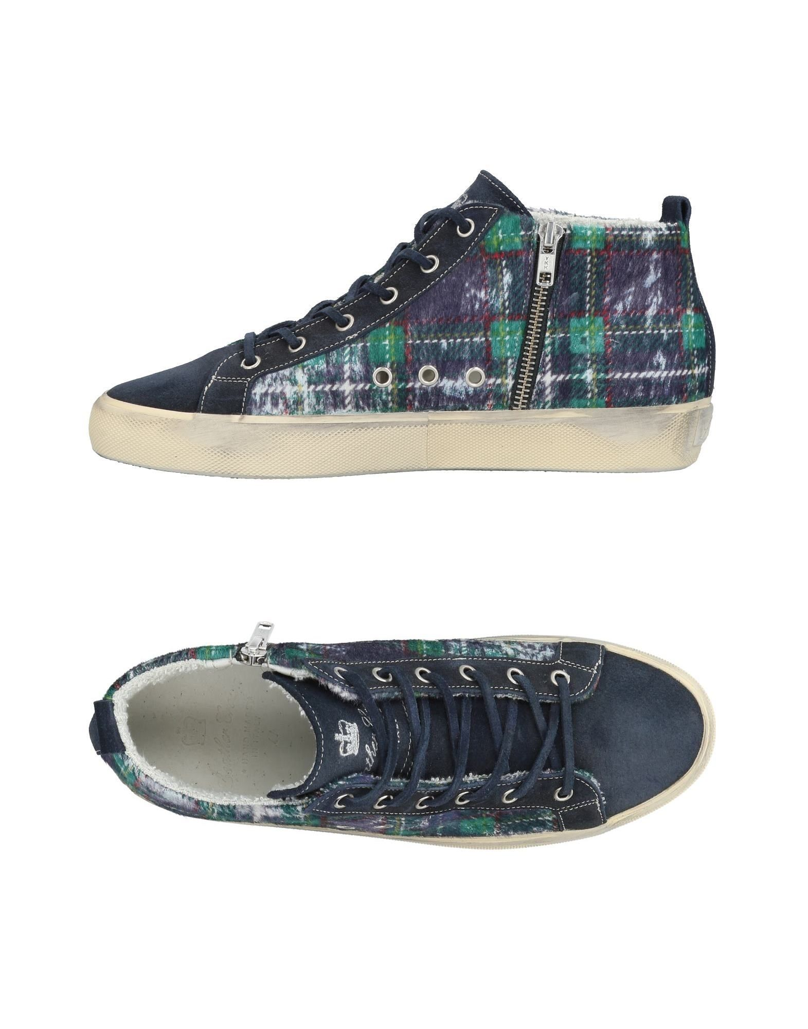 Sneakers Leather Crown Uomo - 11438361LG