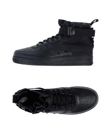 Zapatos con descuento Zapatillas Nike Sf Af1 Mid - Hombre - Zapatillas Nike - 11438436OV Negro