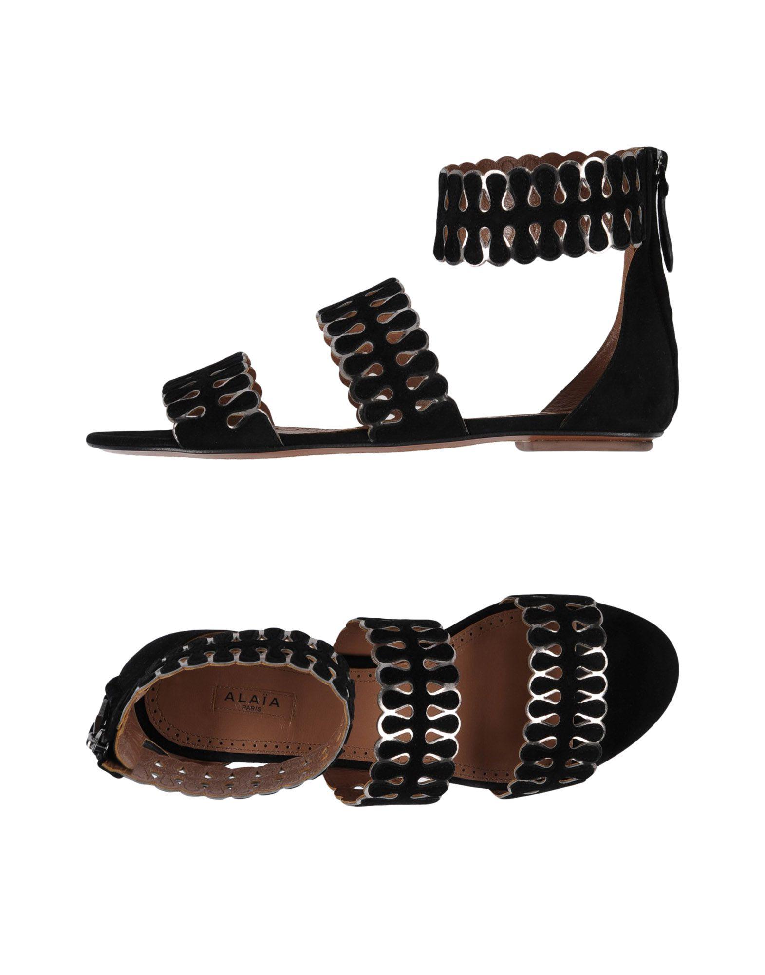 Haltbare Mode billige Schuhe Alaïa Sandalen Damen  11438452XD Heiße Schuhe