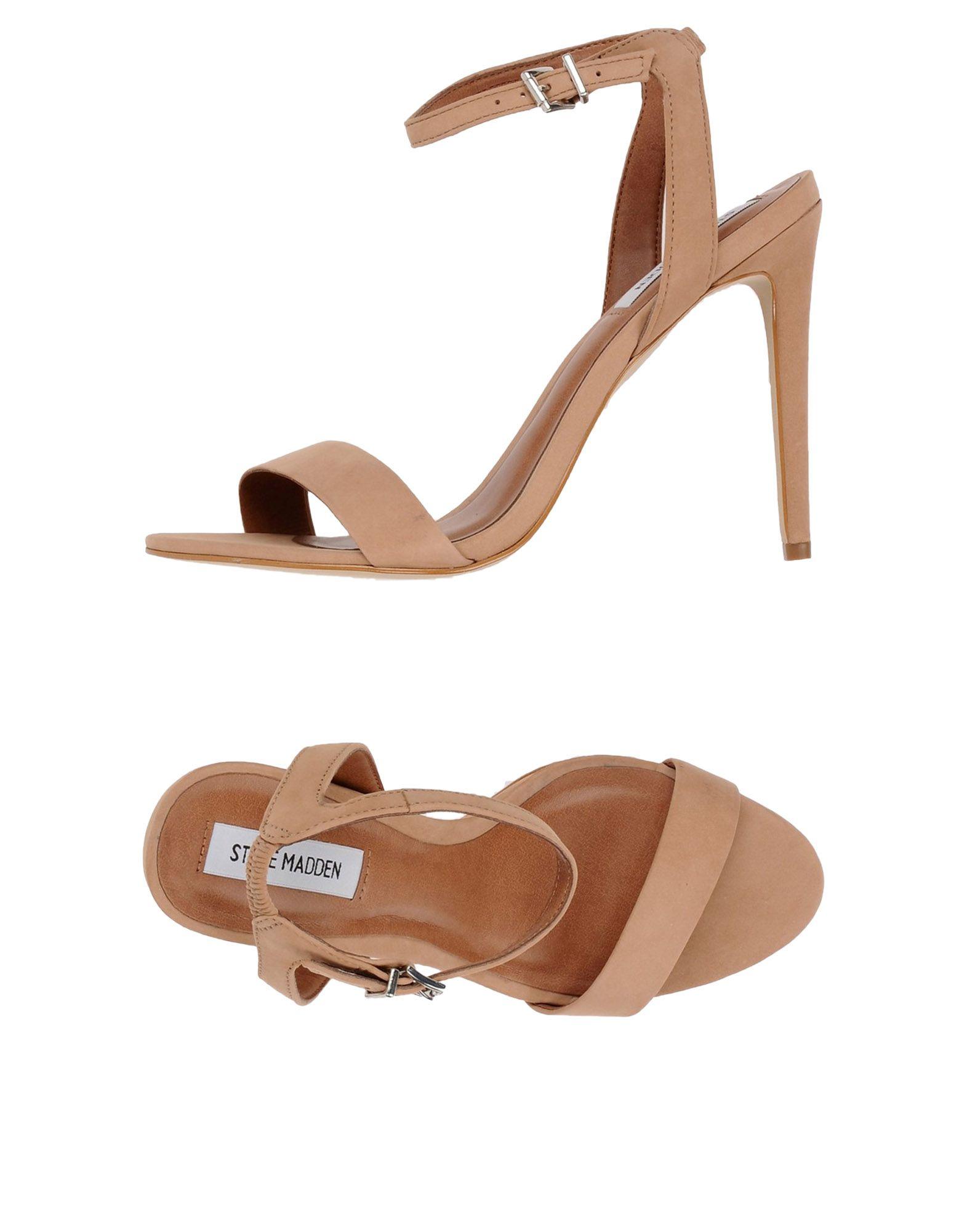 7ac5f894dbb Steve Madden Landen High Heel Sandal - Sandals - Women Steve Madden ...