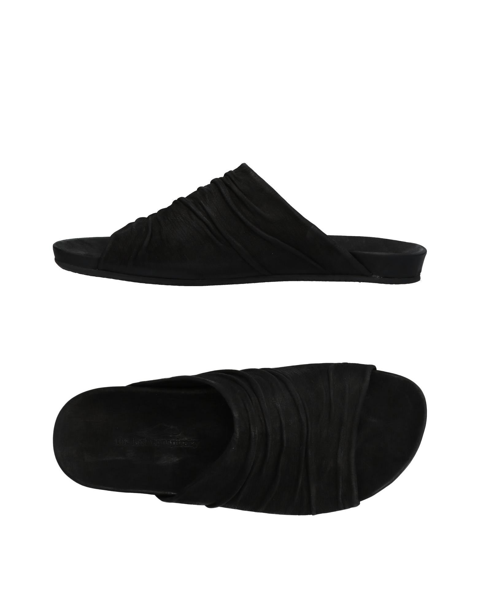 Rabatt echte Schuhe The Last Conspiracy Sandalen Herren  11438586EW