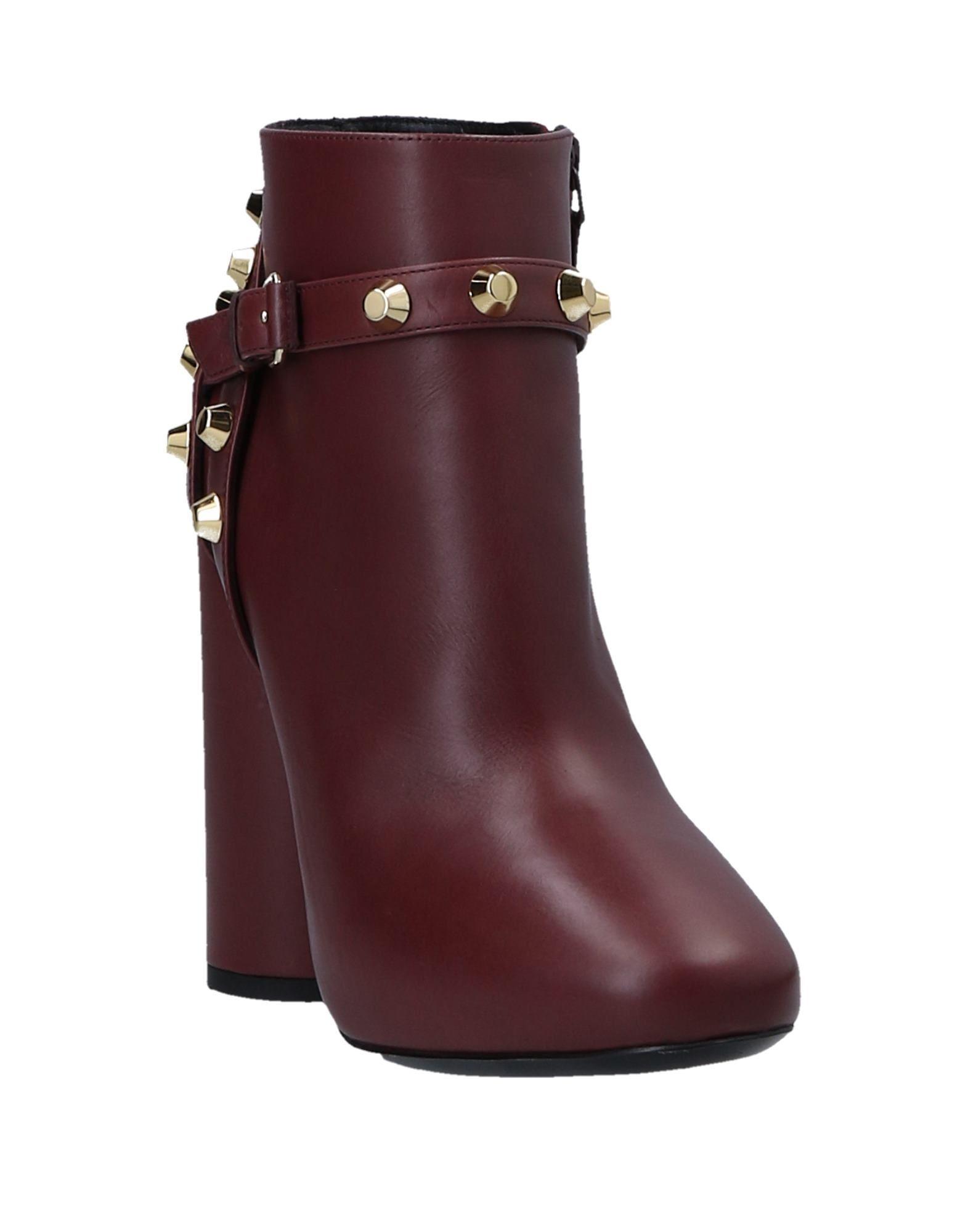 Balenciaga Stiefelette Damen Schuhe  11438605PBGünstige gut aussehende Schuhe Damen 870944